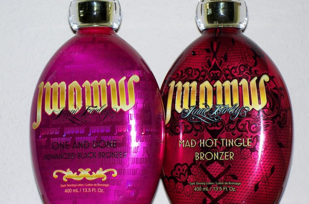 Ed Hardy tanning lotions