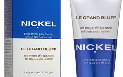 Nickel self tanning lotion